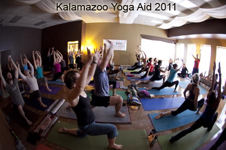 Kalamazoo Yoga Aid 2011
